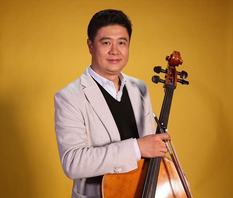 音乐后花园沉默的音符多媒体影像x 杨锰巴赫大提琴无伴奏组曲全集