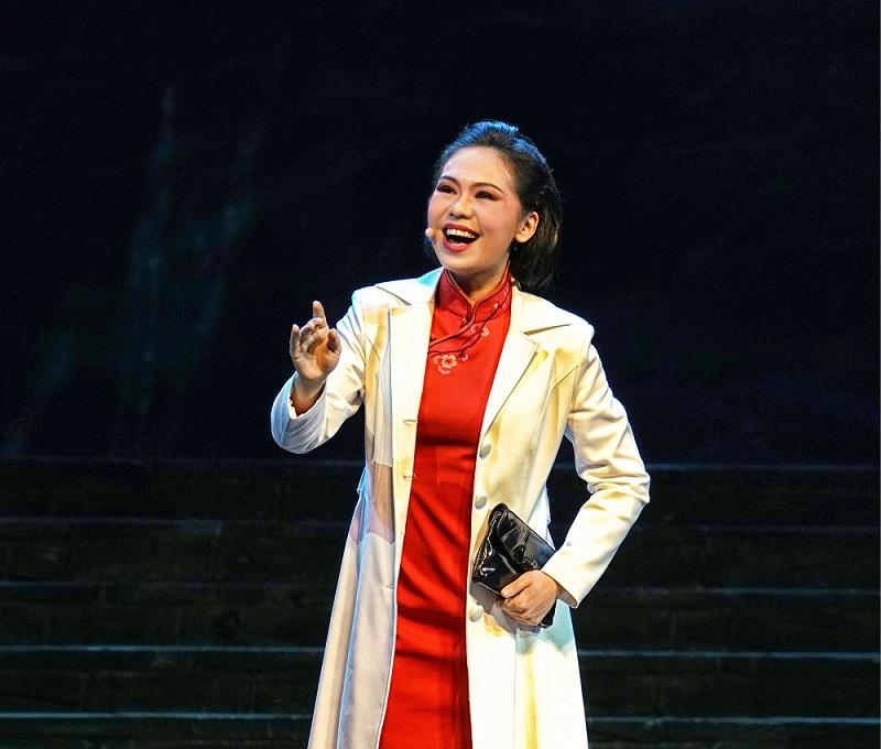 2021院庆演出季上海歌剧院大型民族歌剧《江姐》