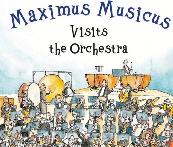 广州艺术季2021《马克西姆音乐历险记之爱上交响乐团》儿童绘本交响音乐会