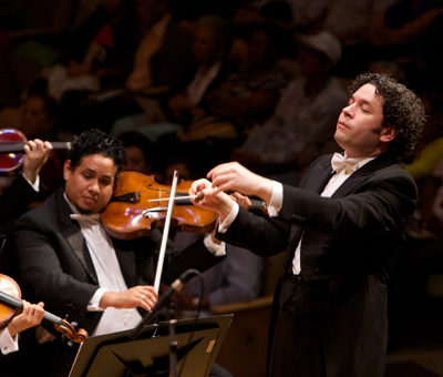"""杜达梅尔和西蒙·玻利瓦尔交响乐团  贝多芬九大交响曲全集I """"英雄"""""""