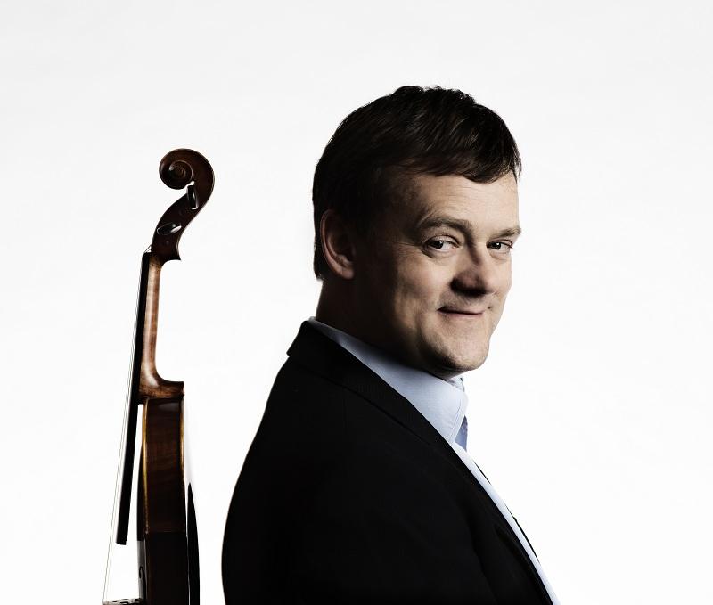 广州交响乐团2019/20音乐季【19】余隆携手小提琴大师齐默尔曼