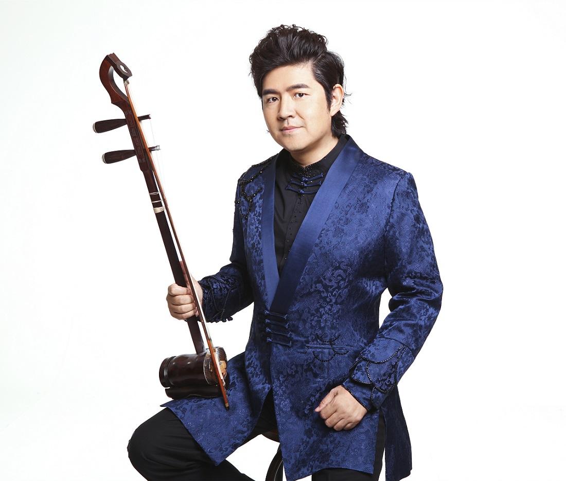 2020国乐特别制作:弦可道 二胡大师陈军国乐名曲音乐会